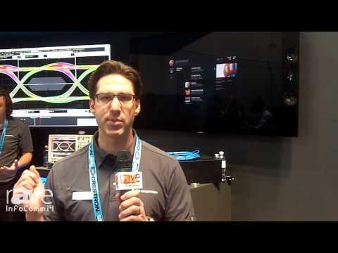 InfoComm 2014: Crestron Discusses Its 4K Certification System