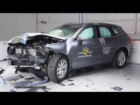 Volvo XC60 - 2017 - Crash Test Euro NCAP