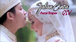 """GSV NASYID - JALAN CINTA (RELIGI """"Romantic Nasyid"""")"""