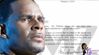 "R. Kelly Loses Case Because He CAN'T READ | ""I was confused"
