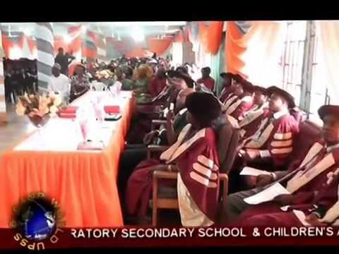 UPSS,CANP and CAM Graduation and Commencement Ceremony