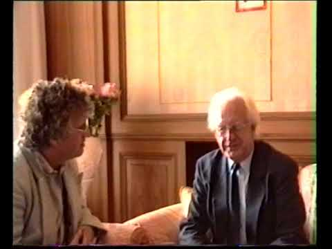 1995 Berlin interview Dr. Galtung with Luc Sala