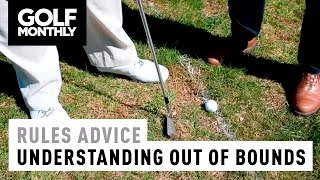 Rules Advice -  Understanding Out Of Bounds