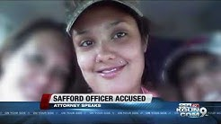 Attorney of Safford officers accused of sexual assault speaks to KGUN9