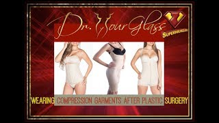 Tummy tuck and liposuction compression girdles | Wilberto Cortes