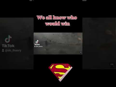 Superman vs Black Adam