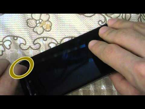 How to enter in Flashmode in android (sony ericsson xperia arc s)