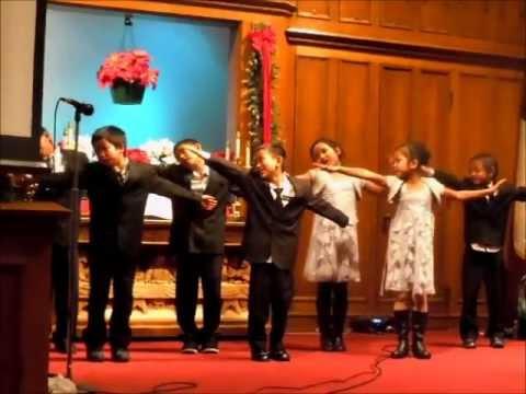 mcbc sunday school song jesus love me2012