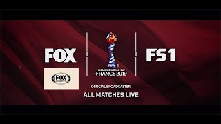 World Cup 2019 FIFA Women's world cup 2019 highlights