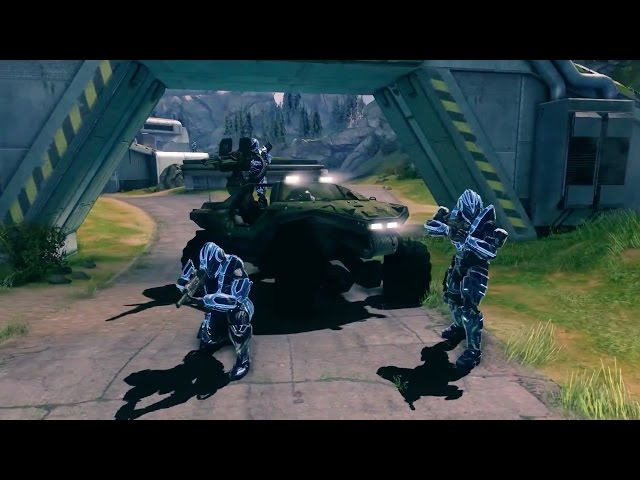 Halo Online Multiplayer PC Game Cancelled In Russia