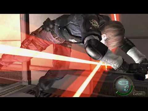映画『�イオ�ザード�レーザー部屋�シーンを完全���Resident Evil】