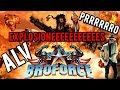 Tres Hermanos y  pura destrucciòn -  BroForce