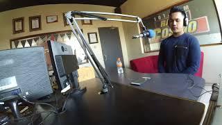 YOGIE NANDES - WULAN MERINDU (LIVE RADIO COSMO BANDUNG)