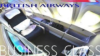 British Airways CLUB WORLD BUSINESS CLASS London to San Diego|W/ATC