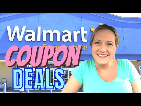 WALMART COUPON DEALS & FREEBIES | 10/11 – 10/17 | Grocery Deals, Household Products & More!