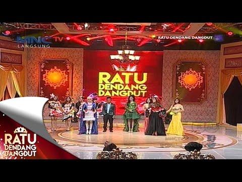 Tim Putri Goyang Pemenang Ratu Dendang Dangdut 3 Agustus 2015