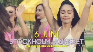 LITTLE MIX - 6 JUNI 2017 - ANNEXET, STOCKHOLM