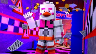 Funtime Chica Takes Over! Minecraft FNAF Roleplay