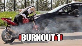 Как Делать Бернаут - How To Do Burnout