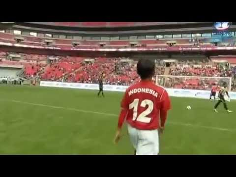 Final Danone Cup 2013 Indonesia vs Usa Full Match Live Wembley Stadium