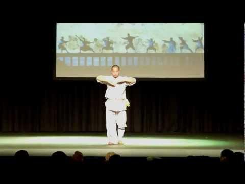 Europa Shaolin Kultur-Festival 2012 -- Berlin, Urania -- 4