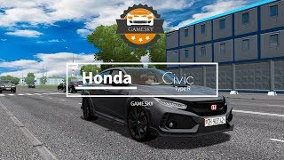 City Car Driving 1.5.6 - 2018 Honda Civic Type R | Fast Driving | 60 FPS |  1080p | G920