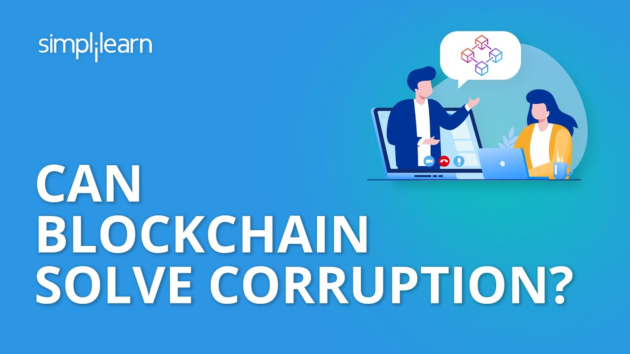 can cryptocurrencies and blockchain help fight corruption