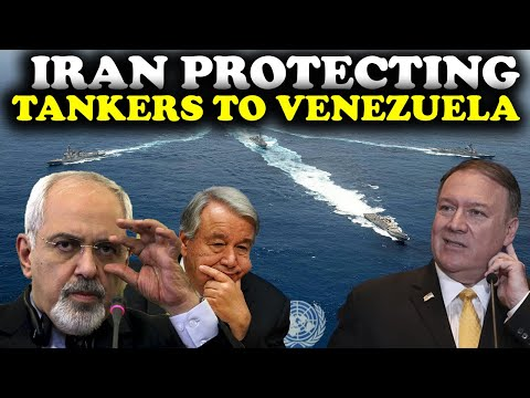 Iran warns US to stay of its tankers to Venezuela