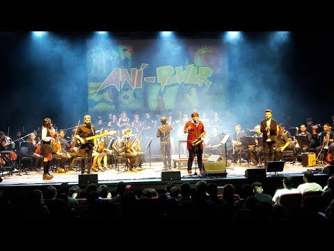 Ani-Power @ Teatro Coliseo (POWER UP!) 22/04/2018 [FULL REC HD]