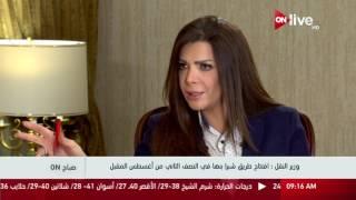 فيديو.. وزير النقل يعلن موعد افتتاح