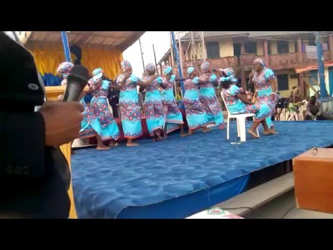 Acceptable Christian Church.. 2015 Feast of tabernacles. Music day. Hausa group.