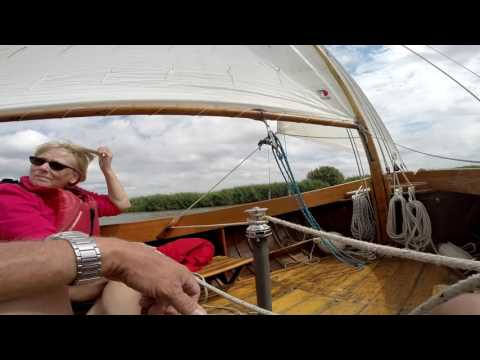 Norfolk Broads July 2016 - Day 6