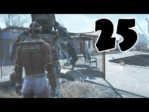 Fallout 4 Walkthrough Part 25 - HOLD UP WAIT A MINUTE!