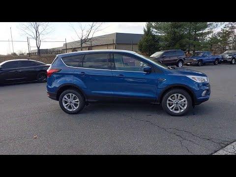 2019 Ford Escape Baltimore, Wilmington, White Marsh, Rosedale, MD K816