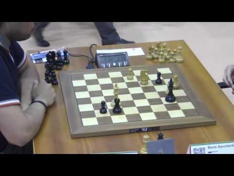 BEST COMMENTARY EVER | Hikaru Nakamura vs. Boris Savchenko World Blitz Championship 2014 (Komarov)