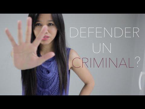 ¿Por qué defender a un criminal? - Derecho y Abogados