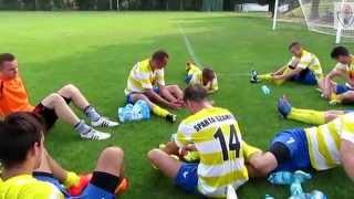 sparing sparta szamotuły vs zieloni lubosz 26 07 2014