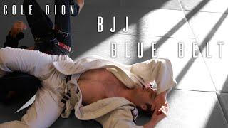 BJJ: Dion Blue