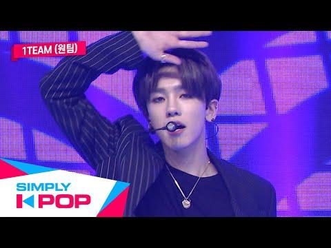 [Simply K - Pop] 1TEAM(원팀) _ Make This _ Ep.391 _ 120619