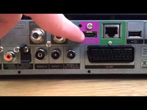 Sky HD Box 2013 - YouTube