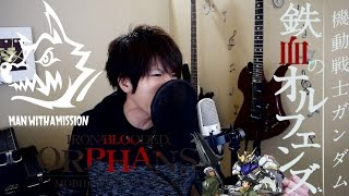 Gambar cover Raise Your Flag (ROMIX Cover) 鉄血のオルフェンズ OP1
