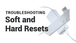 Troubleshooting: Soft and Hard Resets for Light Panels | Nanoleaf