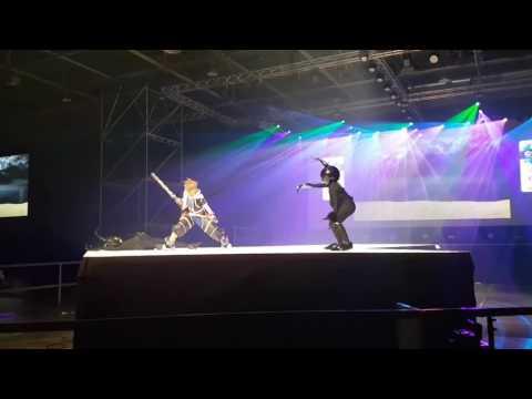 Echow ECG Kingdom Hearts Performance