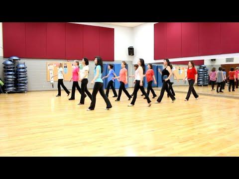 Second Time Around - Line Dance (Dance & Teach in English & 中文)