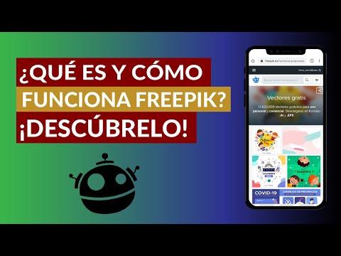 Qué es y Cómo Funciona Freepik - Cómo Usarlo para Sacarle todo el Provecho
