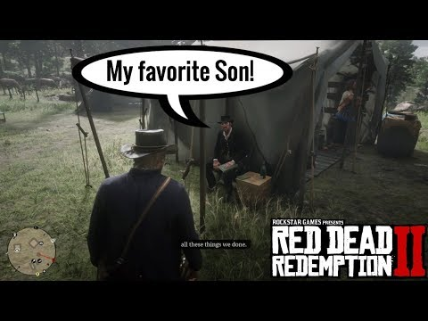 Arthur is Dutch Favorite Son | Red Dead Redemption 2 thumbnail