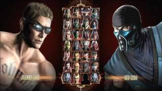 Top 10 Mortal Kombat 9 Fatalities
