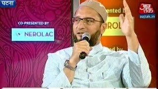 Panchayat Aaj Tak: AIMIM Chief Asaduddin Owaisi Takes Questions on Bihar Foray