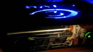 Custom Halo 3 Xbox 360 with Custom Hard Drive on Ebay