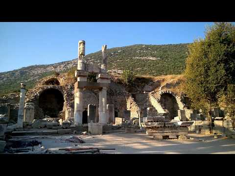 The tour of Ephesus and Kusadasi